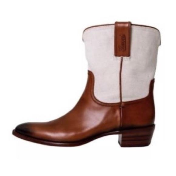 Gucci Shoes | Gucci Vintage Cowboy Boot